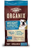 Castor & Pollux Organix Weight Management Adult Dry Dog Food, 14.5 Pound Bag