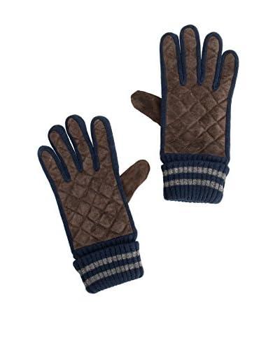 Big Star Guanti Gloves_3024  [Marrone/Blu Navy]