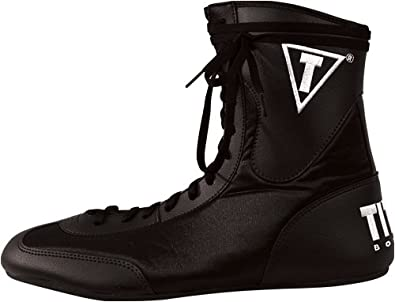 Title Lo Top Boxing Shoes Boots