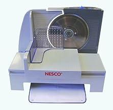 buy Nesco Fs-120T American Harvest Food Slicer With Tilt Stand
