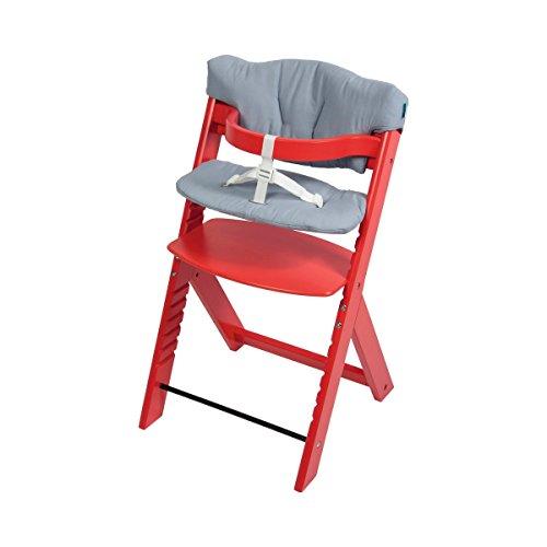 Chaises hautes fillikid for Coussin epais pour chaise