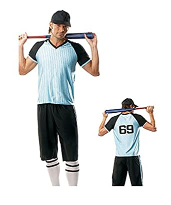 Sexy Baseball Player Costume