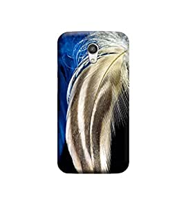 Ebby Premium Printed Back Case Cover With Full protection For Motorola Moto G (2nd gen) (Designer Case)