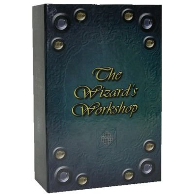 Family Games The Wizard's Workshop Jigsaws and Puzzle by Family Games