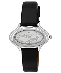 Maxima Analog Grey Dial Womens Watch - 24300LMLI