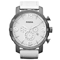Fossil JR1423 Mens NATE Chronograph Watch