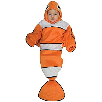 Clown Fish Baby Costume - Infant