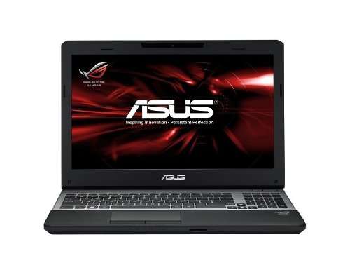 ASUS G55VW-DH71 i7-3740QM 3.7GHz GTX 660M 16GB RAM 500GB 7200RPM HDD DVDRW Windows 8