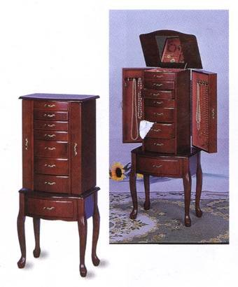 Thomasville Armoire: Coaster Traditional Jewelry Armoire ...