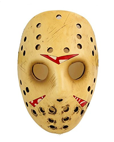 Gmask Resin Freddy Vs Jason Costume Deluxe Mask Replica