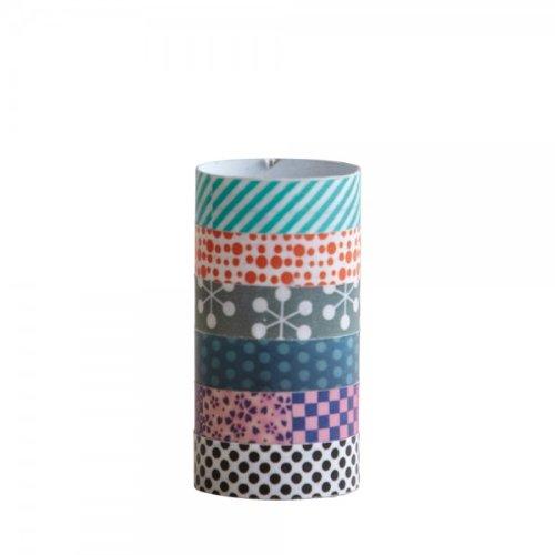 house doctor masking tape set mixed von house doctor. Black Bedroom Furniture Sets. Home Design Ideas