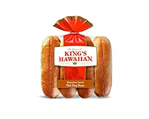 King S Hawaiian Hot Dog Buns Review
