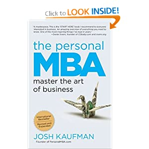 Master the Art of Business by Josh Kaufman