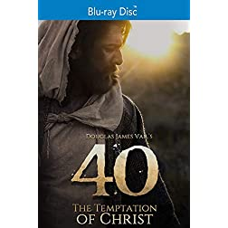 40: The Temptation of Christ [Blu-ray]