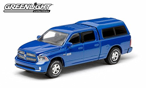 Greenlight SE Limited Edition Country Roads Series 12 - 2014 Dodge Ram 1500 (Blue) - 1