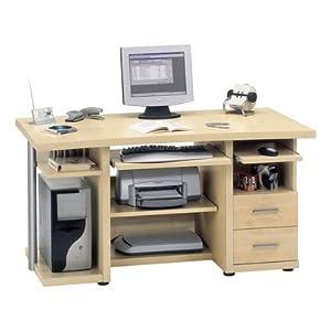 Jahnke computertisch cpl 240 buche top preis for Computertisch in buche