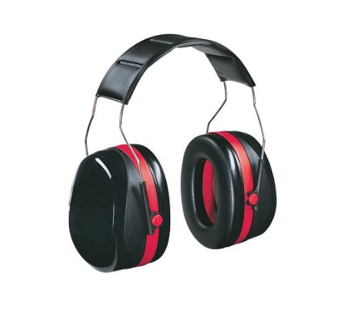 3M Peltor Optime 105 Earmuff, 105 dBA (H10A)