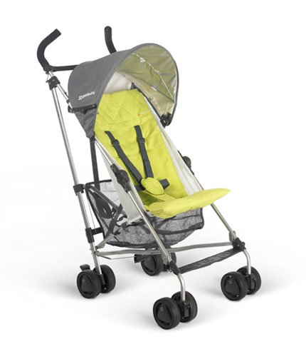 UPPAbaby G-Lite Stroller, Chartreuse