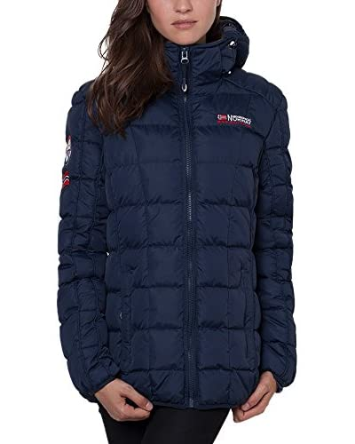 Geographical Norway Cappotto Corto Dana [Blu Navy]