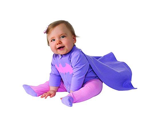 Image - Rubie's Costume Baby Girl's DC Comics Superhero Style Baby Batgirl Costume