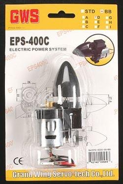 Eps400C Bb Motor & Gearbox, 3:1