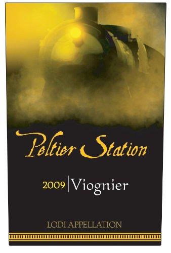2009 Peltier Station Winery Viognier 750 Ml