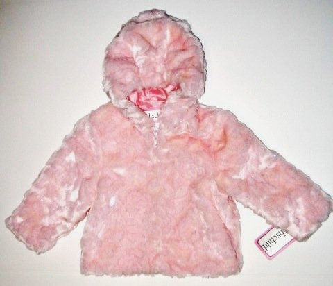 Rothschild Girls Baby Pink Faux Fur Sparkle Coat - Buy Rothschild Girls Baby Pink Faux Fur Sparkle Coat - Purchase Rothschild Girls Baby Pink Faux Fur Sparkle Coat (Rothschild, Rothschild Apparel, Rothschild Toddler Girls Apparel, Apparel, Departments, Kids & Baby, Infants & Toddlers, Girls, Outerwear & Activewear)