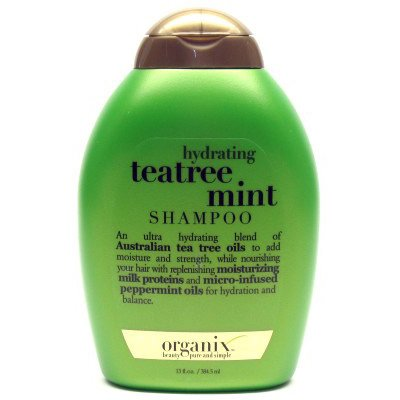 Organix Shampoo Tea Tree Mint 384 ml Hydrating (Shampoo)