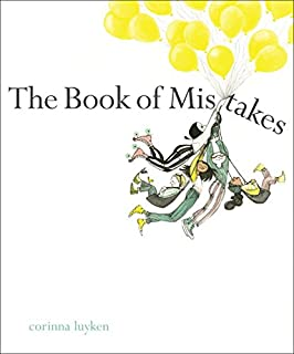 Book Cover: The Book of Mistakes