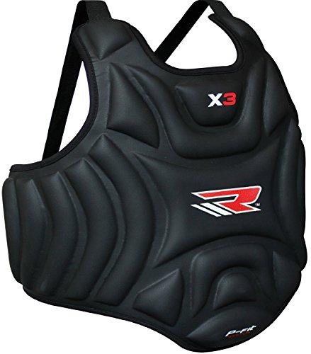 RDX Brustprotektor Körperschutz X3 Brustschützer