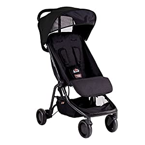 Mountain Buggy Nano Lightweight Stroller