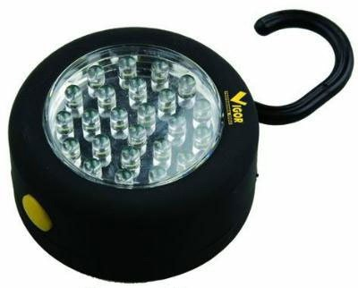TORCE VIGOR LED CIRCLE C/GANCIO