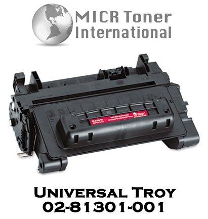 MTI © MICR Universal TROY 02-81301-001 | HP CC364X (64X) MICR Toner Cartridge (Hi-Yield: 24,000) for check printing with TROY & HP LaserJet Printers: P4015, P4015n, P4015dn, P4015tn, P4015x, P4515, P4515n, P4515tn, P4515x, P4515xm