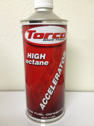 Torco Accelerator 32oz The Best Fuel Additive (Best Of Fuel compare prices)