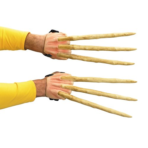 X-Men Wolverine Bone Claws