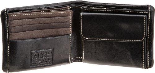 [タケオキクチ] 二つ折り財布 キャンティ 206604 BLK クロ