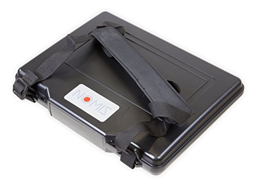nomis-outdoor-cases-332-x-26-x-49cm-waterproof-and-dust-tight-black-for-tablet-or-notebook
