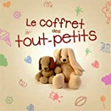 echange, troc Compilation - Le Coffret des Tout-petits (9 CD + 1 DVD)