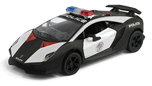 Lamborghini Sesto Elemento Police Car (Police Car Doors Open compare prices)