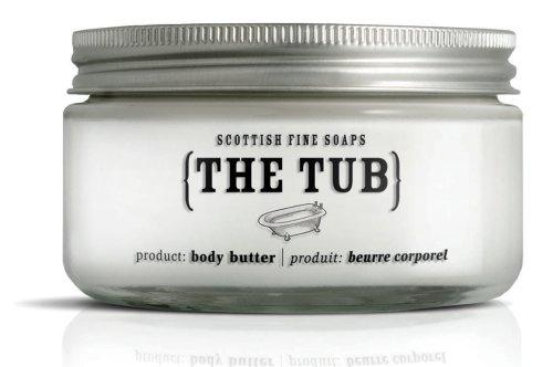 Scottish Fine Soaps Tub 200g Body Butter