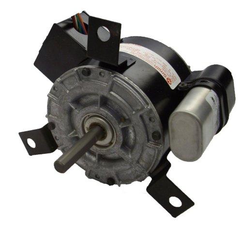 Penn vent de2g109n electric motor 1 7hp 2 speed 115 200 for 240 volt electric motors