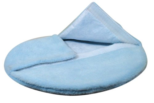 Pet Supply Imports-SnuggleSafe Heatpad Blue Cover