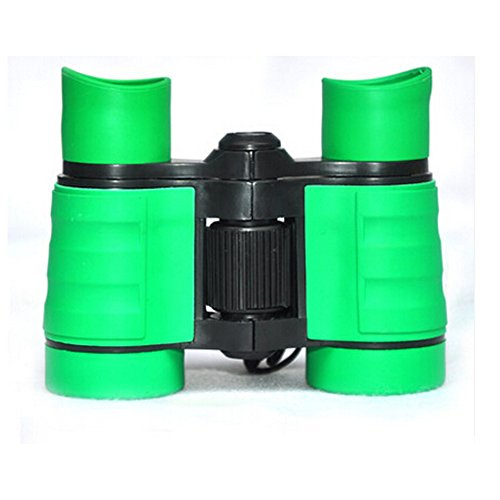 Binocular Telescope 8x40 Miniature Toy Telescope Suit To Kids Green
