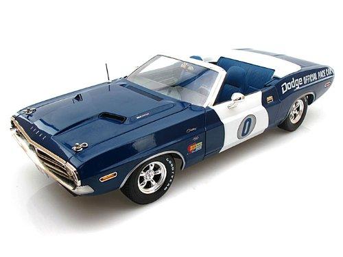 1971 Dodge Challenger '71 Ontario Motor Speedway Pace Car 1/18 - Greenlight Models