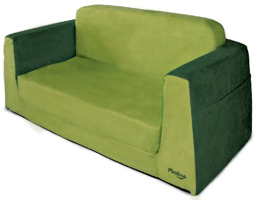 P'Kolino Little Sofa -Sleeper, Green