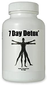 7 Day Detox - Colon Cleanse - Diet Pill - Weight Loss - Fat Burner by 7 Day Detox