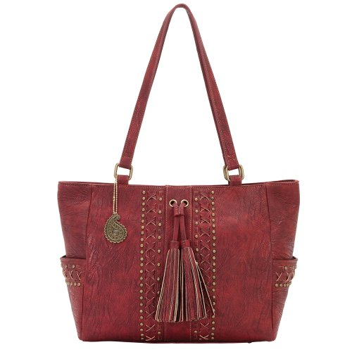 Western Handbag Purse by Bandana from the Asheville Collection Style B133507rw
