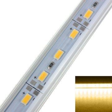 4.2W 30CM DC12V 5630 21SMD LED Aluminum Alloy Shell Under Cabinet Strip Light