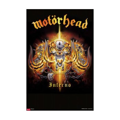 Motörhead - Poster Inferno