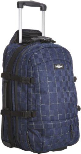 EASTPAK Sport-/Reisetasche ARCHER 55+, Blue Shot, 55 x 33,5 x 19,5, EK210_462